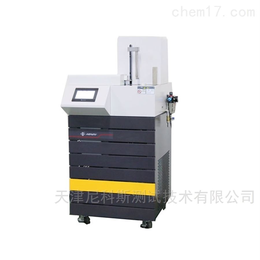 橡塑自动低温脆化试验机(单试样法)