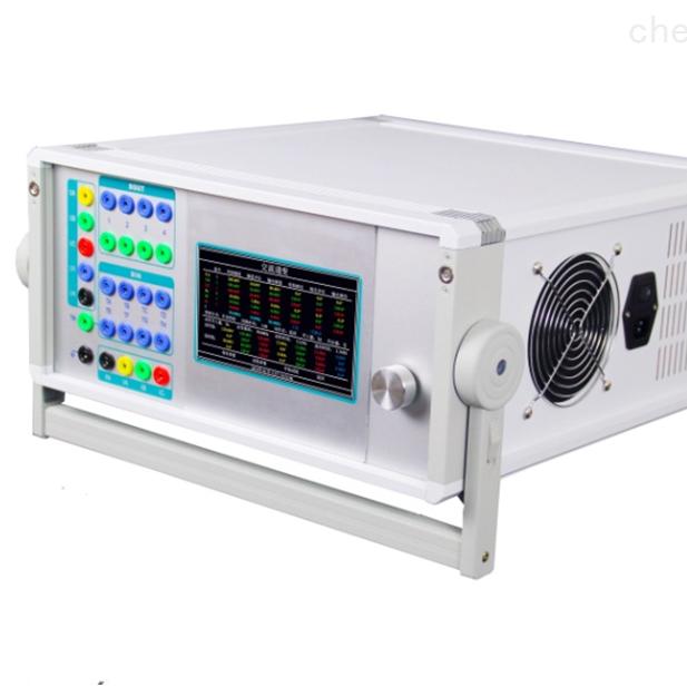 继电保护测试仪  (三相彩屏单片机)
