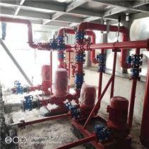 定制消防专用地埋式箱泵一体化设备