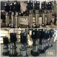 CDL多级泵