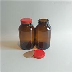 棕色廣口螺紋密封試劑瓶