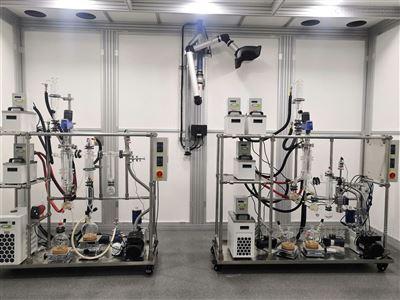 KBTL5D短程分子蒸馏设备