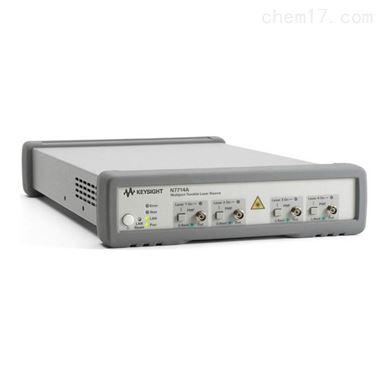keysight N7714A 4端口可调激光系统信号源