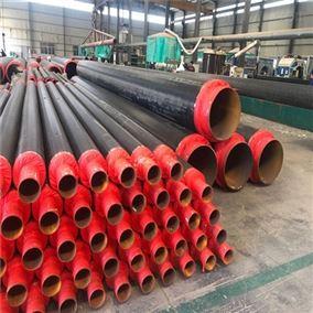 镇江市钢套钢蒸汽架空保温管供货商