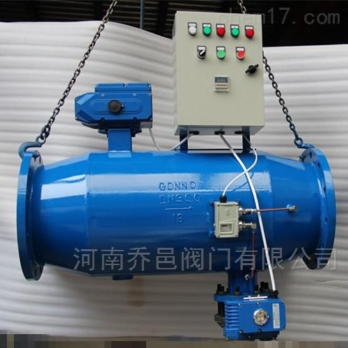 ZPW-I自动反冲洗排污过滤器ZPW-L全自动反冲洗过滤器
