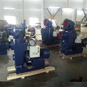 EQZWS高吸程真空辅助污水自吸泵