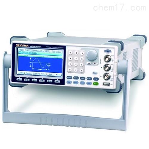 AFG-3000系列任意波形函数信号产生器