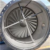 304旋流板除雾器的特性及工作原理