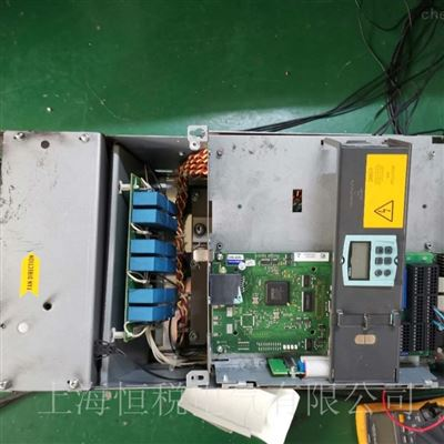 当天解决西门子直流控制器报F60005复位不了