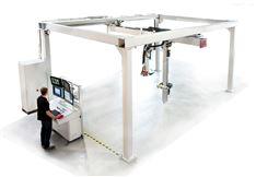 工業CT頂部安裝檢測系統XRHGantry