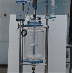 EXS212-3L防爆双层玻璃反应釜