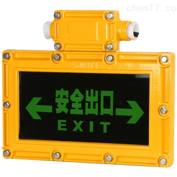 BYY防爆应急标志灯安全出口指示灯