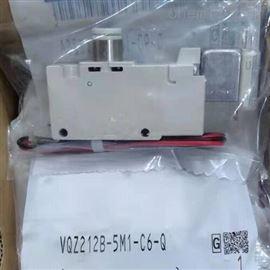 VQZ2150K-5YZ1-Q日本SMC電磁閥 5通先導式要求