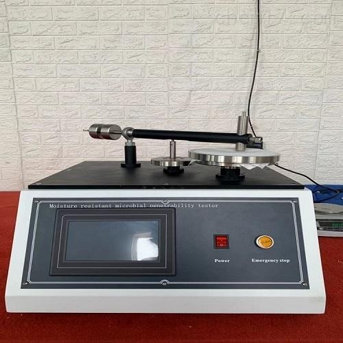 阻湿态微生物穿透测试仪器