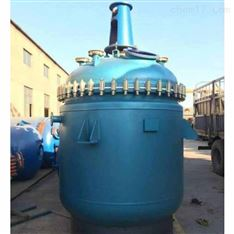 出售二手2吨搪瓷反应釜一手货源