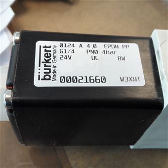 Burkert阀门0330型00021660上海代理Burkert宝德电磁阀00021660现货