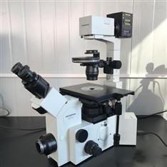 二手OLYMPUS奧林巴斯倒置顯微鏡低價出售