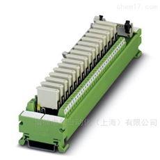 菲尼克斯PLC-RPT-24DC/1AU/MS/SEN继电器