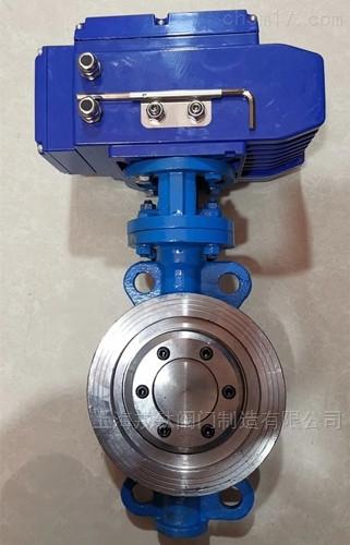 D973W电动不锈钢硬密封蝶阀
