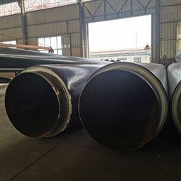 集中供暖聚氨酯硬質泡沫直埋保溫管廠家基地