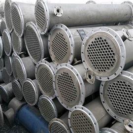 长期出售二手不锈钢冷凝器常年出售