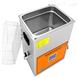 四川三頻恒溫液晶超聲波清洗器技術指標