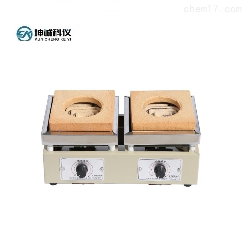 DDL-2X1KW硅控可调万用电炉