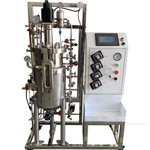 JD-SFM-10L10L实验室不锈钢发酵罐