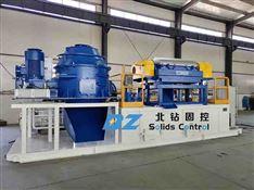 北钻固控设备钻井废弃物处理系统
