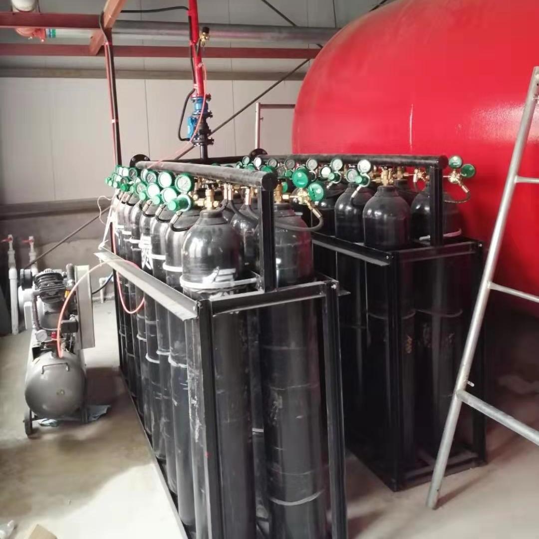 消防气体顶压装置价格