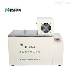 HH-SA(内)数显恒温油浴