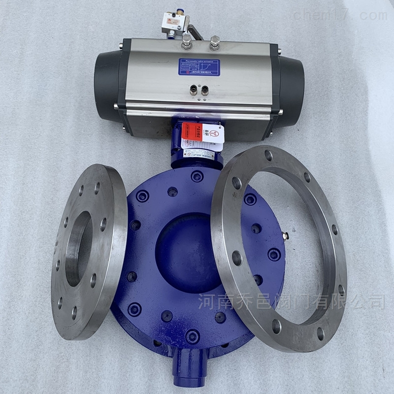 充气式圆顶阀 仓泵进料阀透气阀