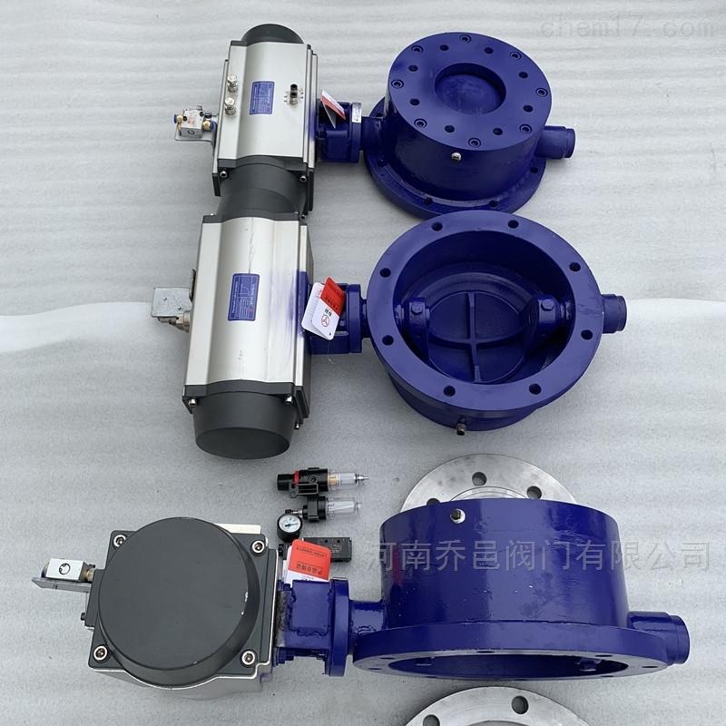 充气式圆顶阀 仓泵进料阀透气阀 充气式进料阀