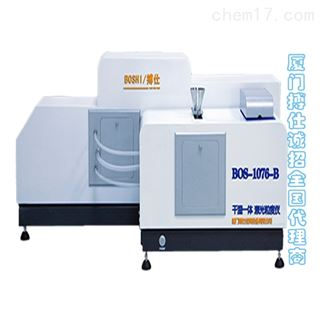 BOS-1076-B干湿一体全自动激光粒度分析仪