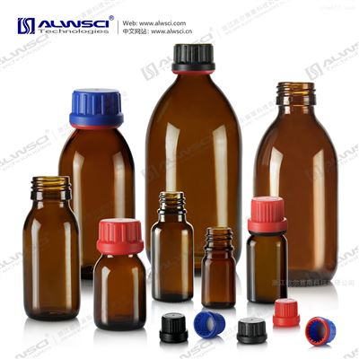 C0001725防盗瓶分装试剂瓶30mL60mL125mL200mL500mL