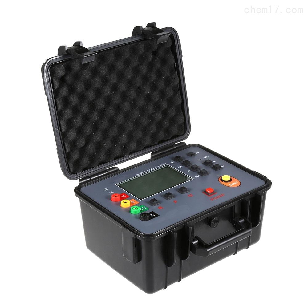 土壤电阻率接地电阻测试仪