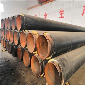DN350/377*7聚氨酯发泡保温管生产成本