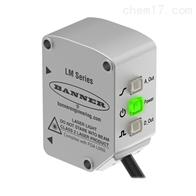 LM80KIQP美国banner测量传感器