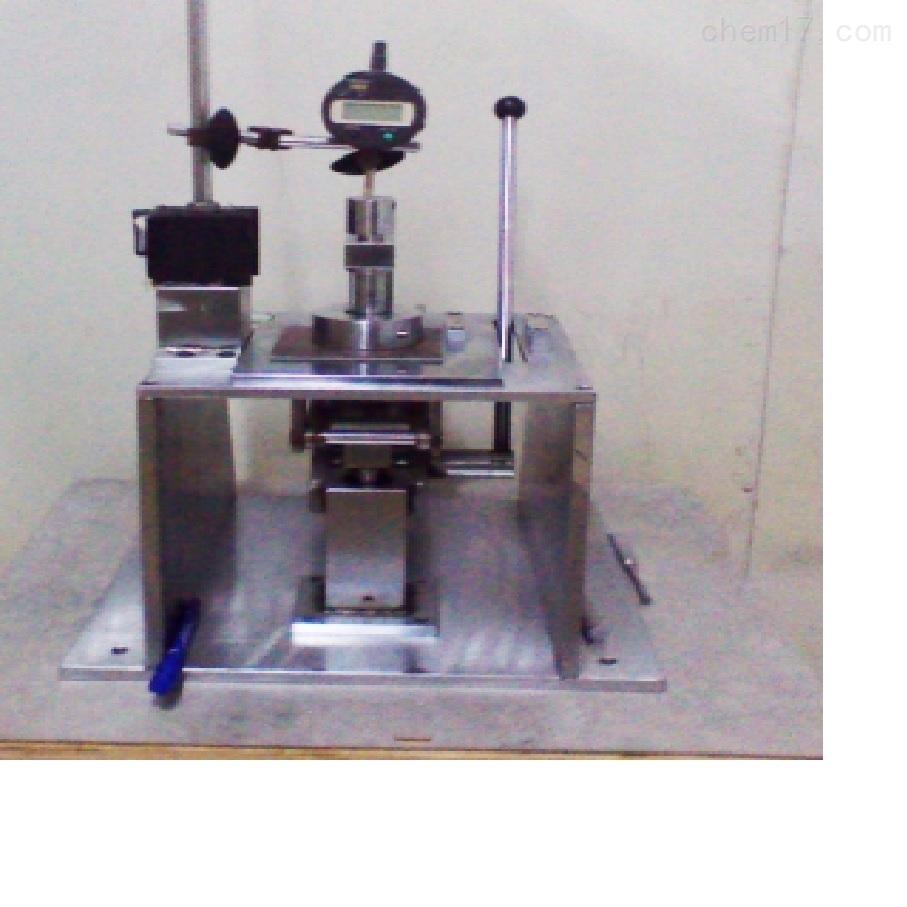 手动残余凹陷测量仪