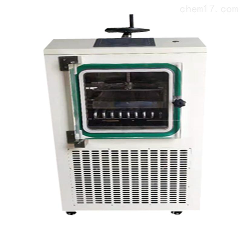 原位冻干机(电加热)HUAXI-0.1平方压盖型
