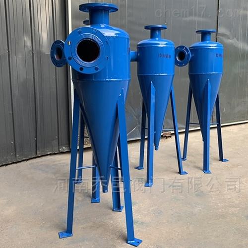 筒形旋流除砂器 桶形旋流除砂器