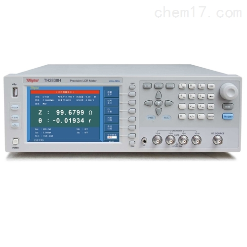 TH2838H阻抗分析仪
