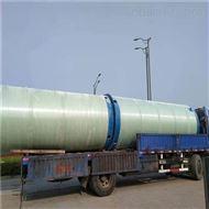 一体化玻璃钢污水泵站带引新进程