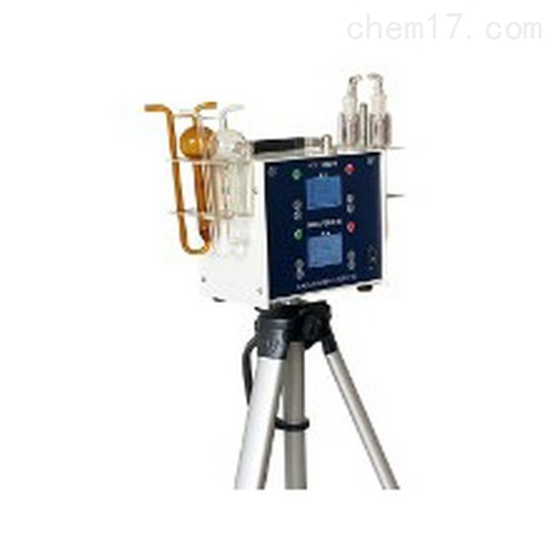 FCC-1000H双路恒流大气采样器(流量可选)
