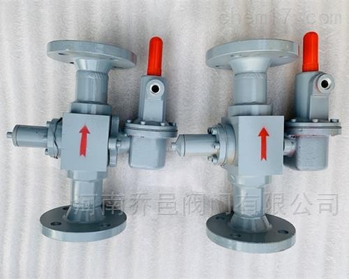 天然气调压器 天然气减压阀
