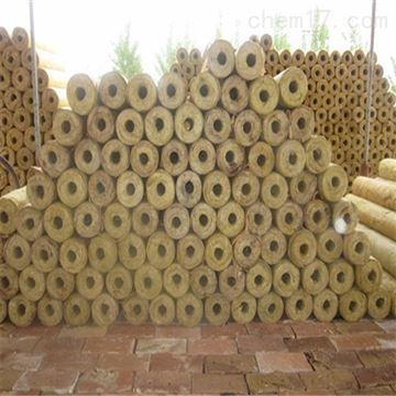 27-1220发货5公分阻燃铝箔岩棉保温管厂家