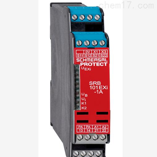 德国SCHMERSAL安全继电器模块