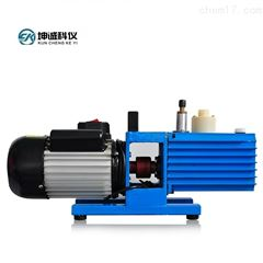 2XZ-8直联双级串联旋片式真空泵