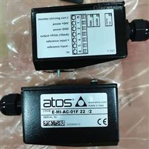 E-MI-AS-IR-01H/I/11销售ATOS比例放大器,阿托斯工作距离