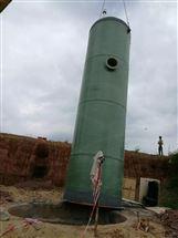 预制泵站安装2